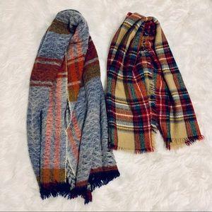 Zara Blanket Scarves